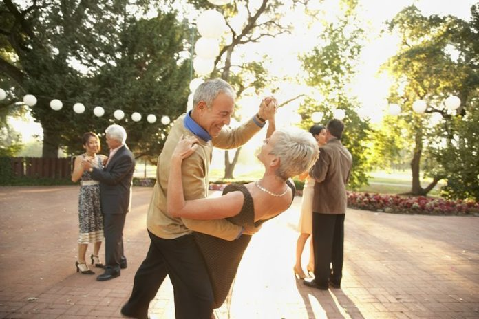 Dancing can Reverse the Signs of Aging