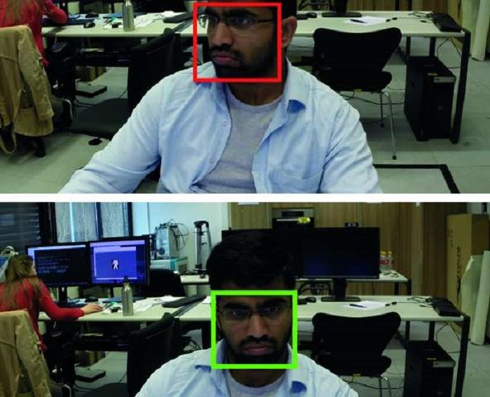 Software to Recognize Eye Contact in Everyday Situations