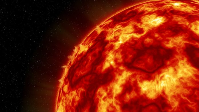 NASA Watches a Stop to Solar Eruption