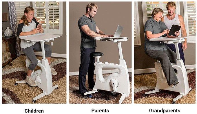 Deskcise Pro Exercise Without Leaving Your Desk Tech