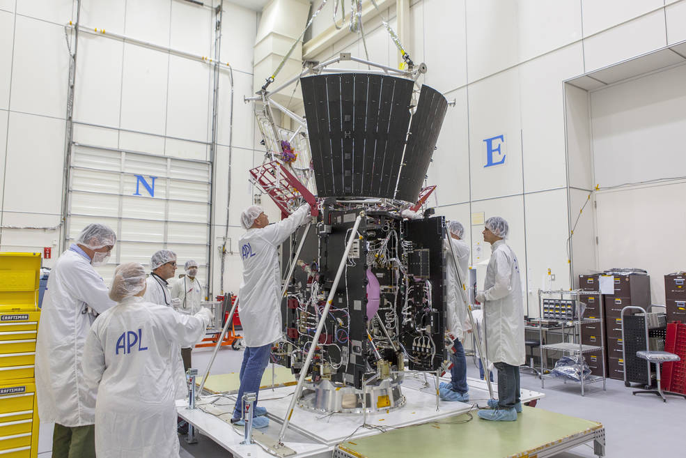 NASA Unveils Parker Solar Probe Spacecraft that will Touch Our Sun