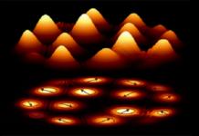 magic dust polaritons