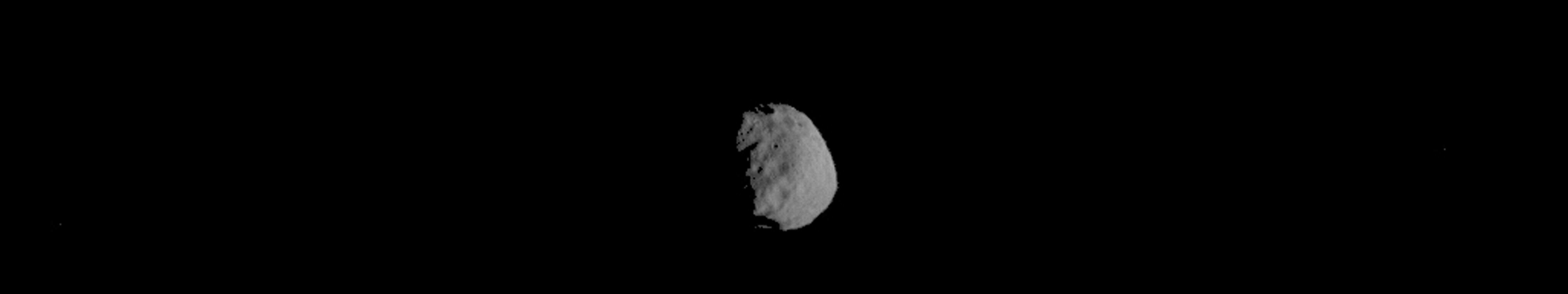 Examining Mars' Moon Phobos in a Different Light