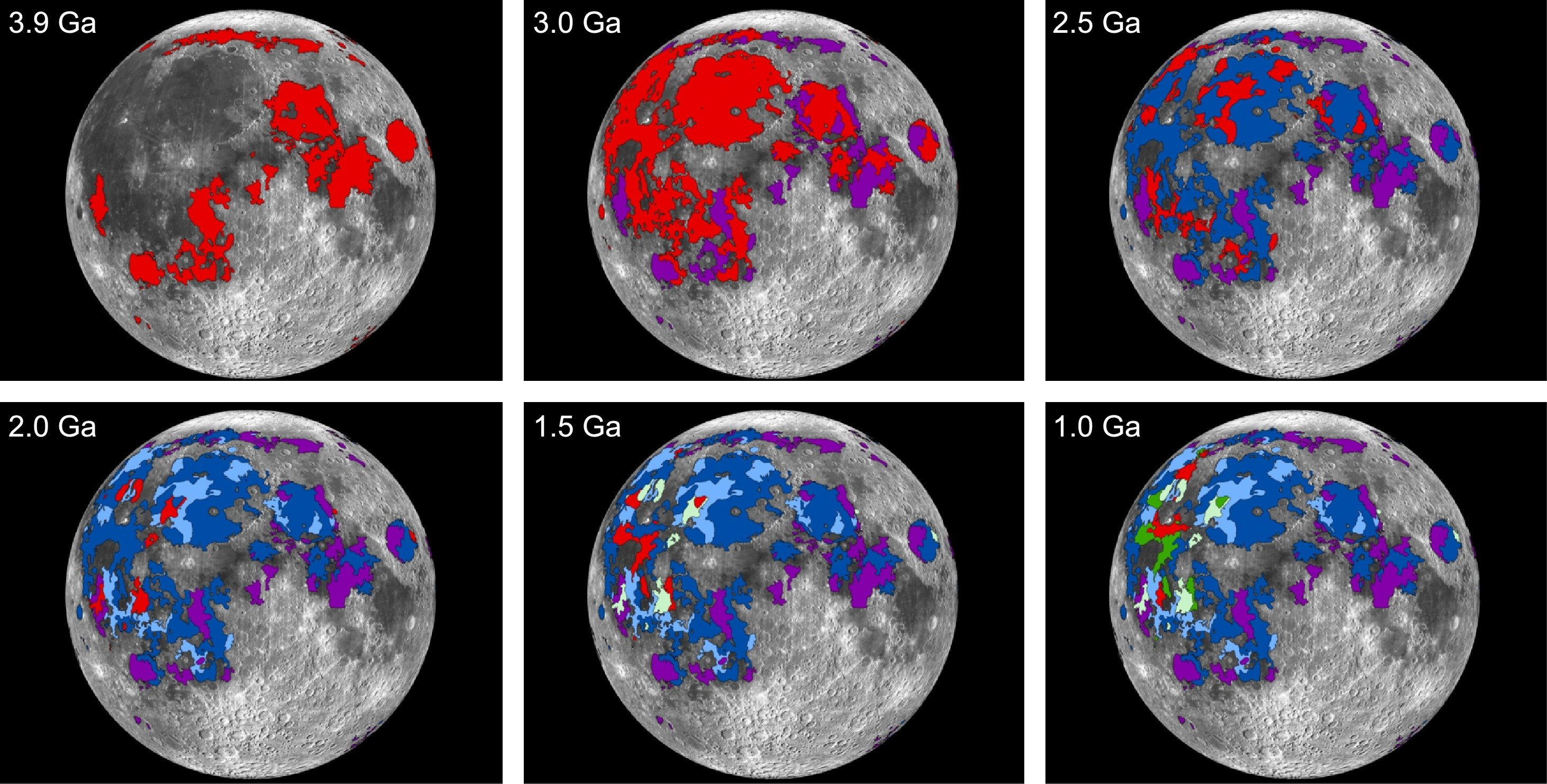 Our Moon Once had Atmosphere, Scientists Suggests