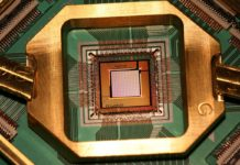 A New Kind of Quantum Computer