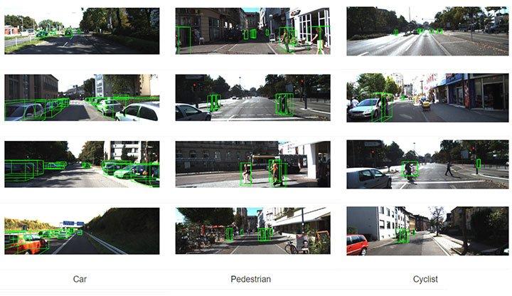 LiDAR-based 3D object recognition