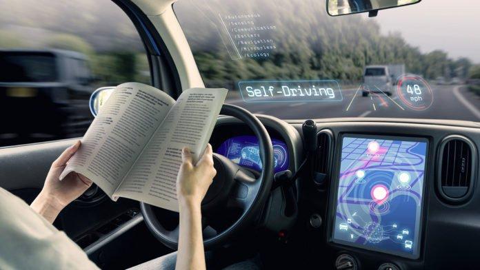Self driving car tech