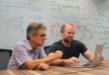 Dr Miklos Santha (left) and Assoc Prof Troy Lee (right), Principal Investigators at the Centre for Quantum Technologies at the National University of Singapore, and collaborators are providing advice on the quantum security of cryptocurrencies.