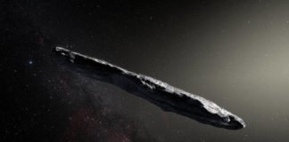 Scientists Detected Solar System's First Interstellar Visitor