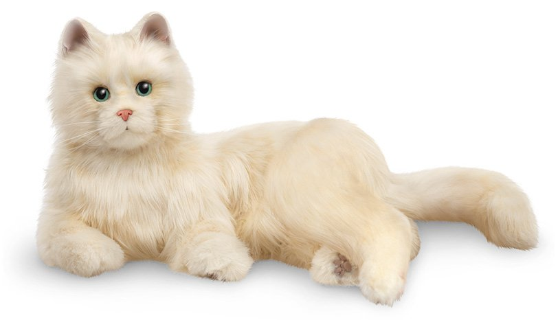 Joy for All: Lifelike Robotic Pups and Cats