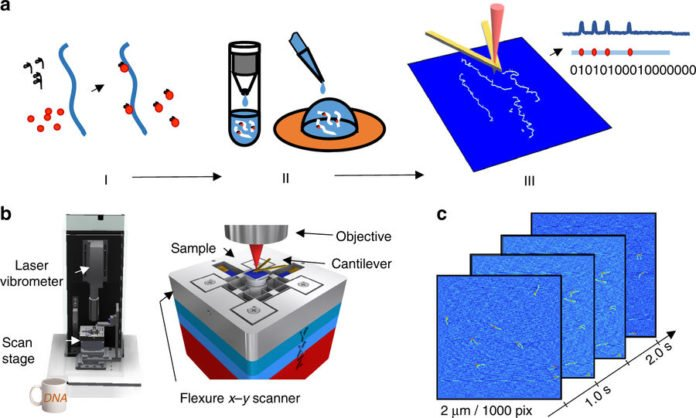 New Nanomapping Microscope to Map DNA Mutations