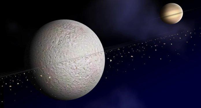 Scientists Detected Unexpected Behavior on Satrun's Moon Titan