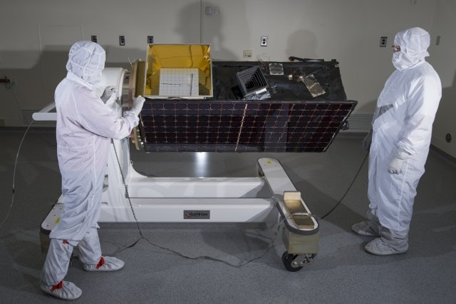 New ORS-5 SensorSat Satellite to Monitor Activity in the Geosynchronous Belt