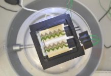The wallpaper bio-solar panel