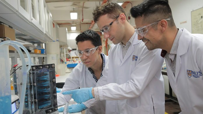 Researchers from NUS Faculty of Engineering have come up with a novel wastewater purification system that can remove up to 99 per cent of hard-to-treat organic compounds found in industrial wastewater.