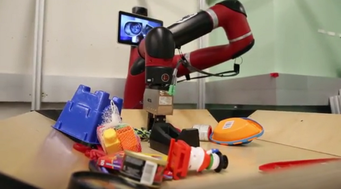Robots that can See into Their Future