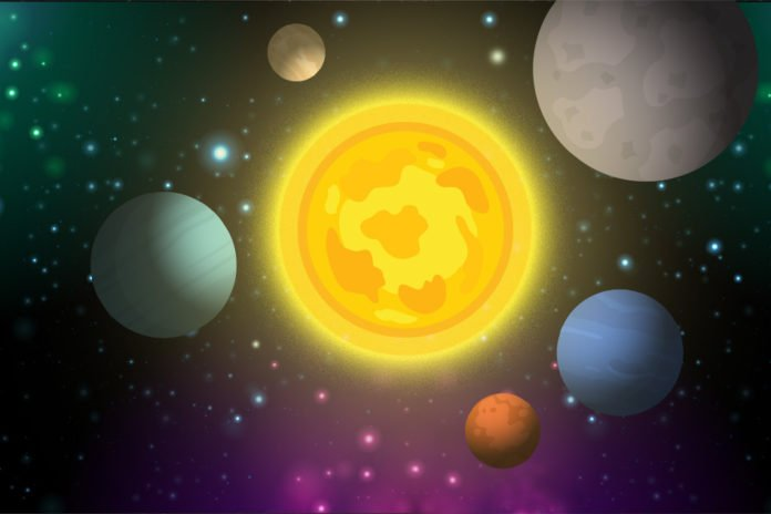 Scientists discovered five tightly packed exoplanets