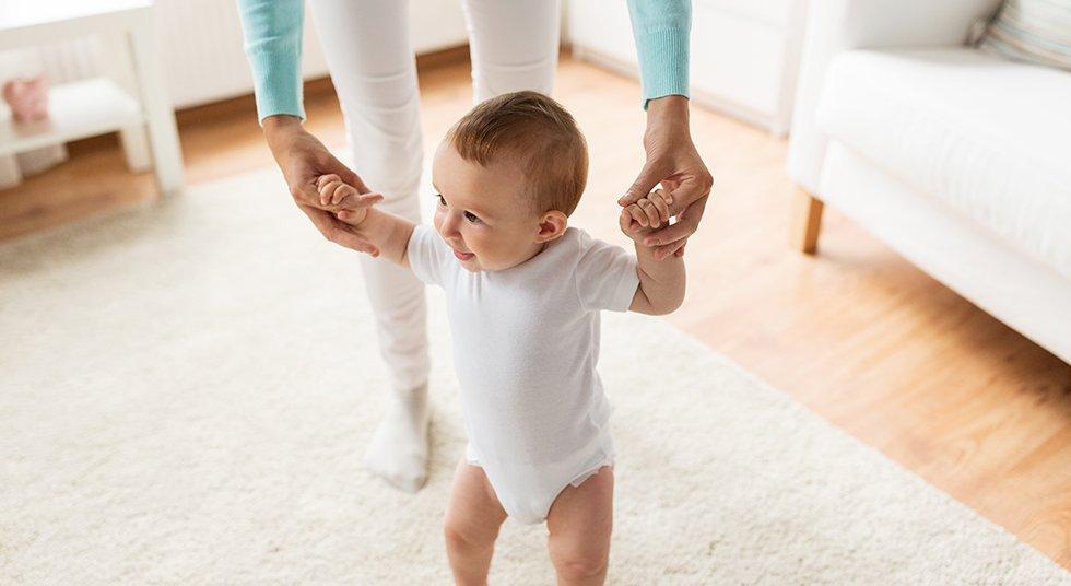 When Do Babies Start Walking? - TheBump.com