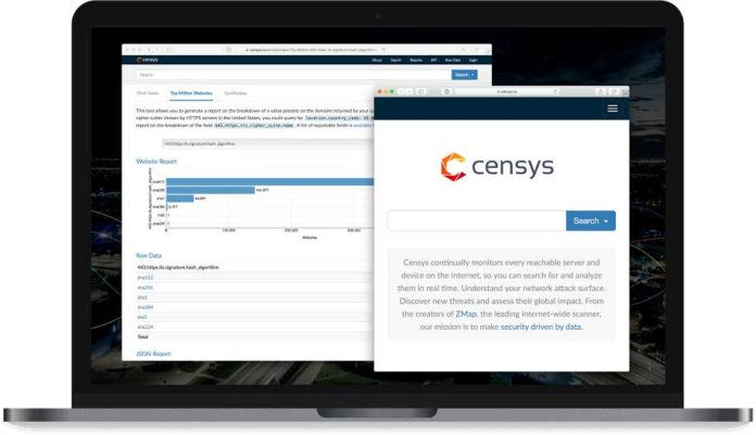 Internet-scanning U-M startup Censys offers new approach to cybersecurity
