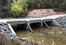 Modifications improve fish passage on San Francisquito Creek