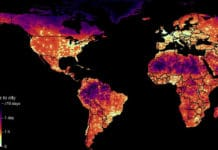 Scientists created new global map to assess inequality in accessibility