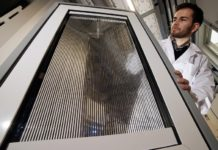 Magnetic liquids improve energy efficiency of buildings