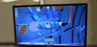 Scientists developing game-based, virtual fighter aircraft maintenance training