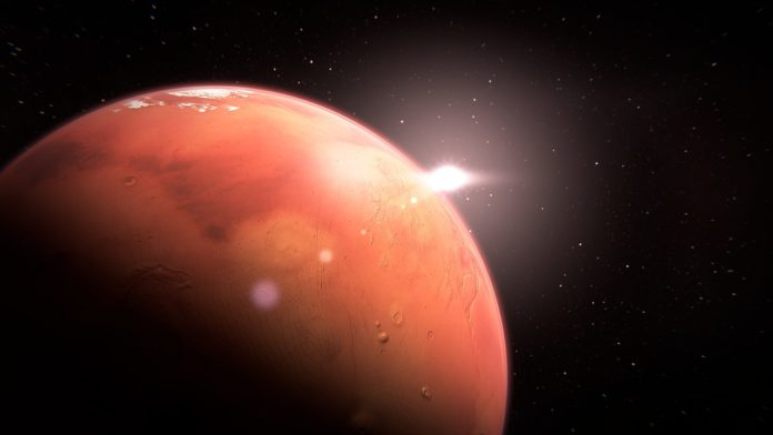 New microbiology method for finding life on Mars