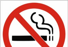 Restaurant and bar smoking bans do reduce smoking