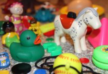 Study suggests many second hand plastic toys could pose a risk to children's health
