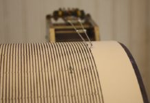 Seismic sensors record hurricane intensity