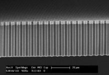 Boosting the efficiency of solar fuels using microwires