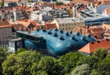 The Kunsthaus Graz