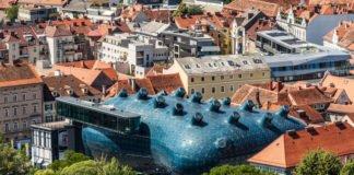 The Kunsthaus Graz