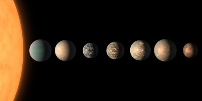 Scientists reports new findings of TRAPPIST-1 planetary system