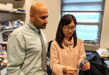Utpal Pajvani and KyeongJin Kim found that inhibiting gamma secretase in the liver reduces plasma triglyceride levels.