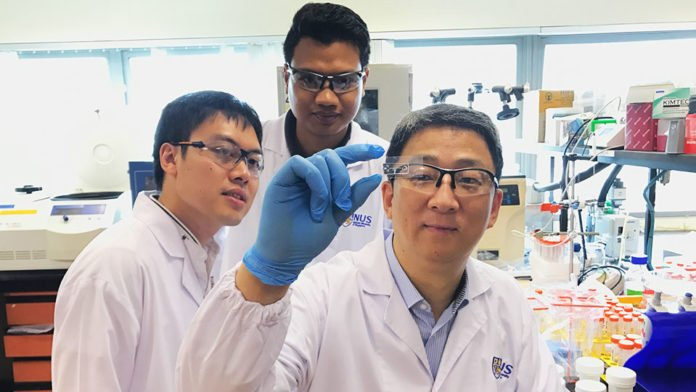NUS Engineering researchers have developed a low-cost microfluidic chip that can quickly and accurately detect and quantify nano-bioparticles using only a standard laboratory microscope without any fluorescent labels.