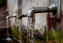 tap water, clean drinking water