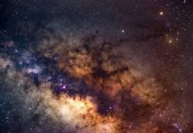 Our galaxy, the Milky Way. Image: Shutterstock