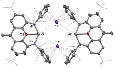 the potassium aluminyl complex