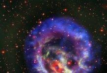 Credits: X-ray (NASA/CXC/ESO/F.Vogt et al); Optical (ESO/VLT/MUSE & NASA/STScI)