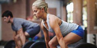 Female-Male-CrossFit-Deadlift