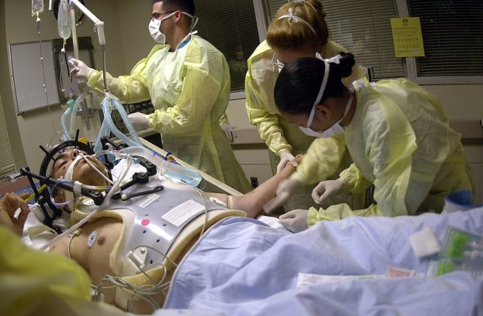 Intensive Care Unit Credit: MilitaryHealth