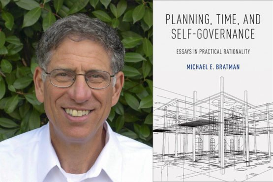 Stanford philosopher Michael Bratman explores how and why people plan their lives in his new book. (Image credit: Courtesy Michael Bratman)