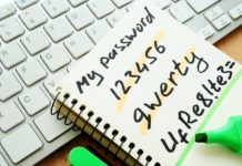 basic password guidance