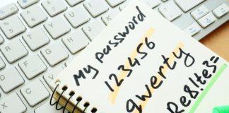 basic password guidance