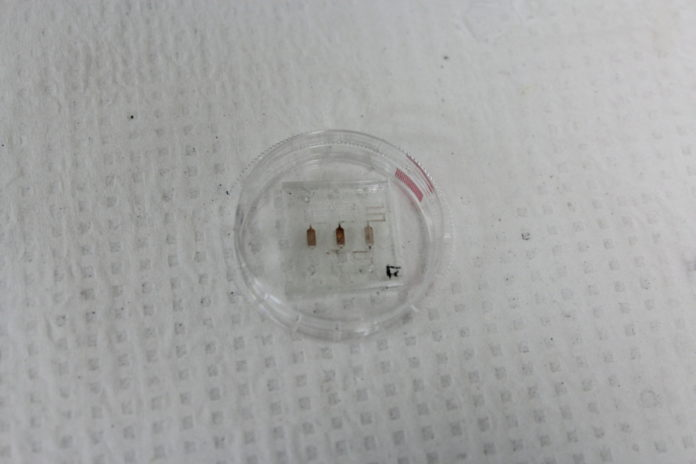 "This new type of ""lab on a chip"" developed by McGill University scientists has the potential to become a clinical tool capable of detecting very small quantities of disease-causing bacteria in just minutes."
