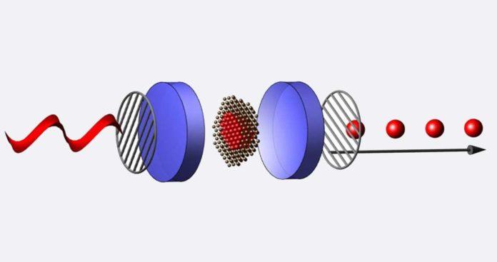 A new method to make single photon