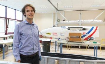 Designing ultra-aerodynamic bike using AI