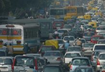 air quality, Indian traffic